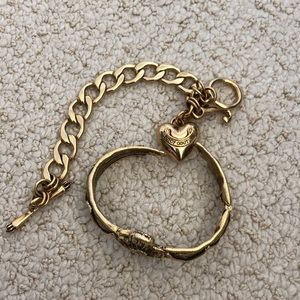 Juicy Couture bracelets